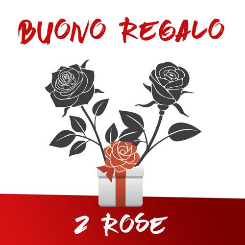 Buono regalo 2 Rose